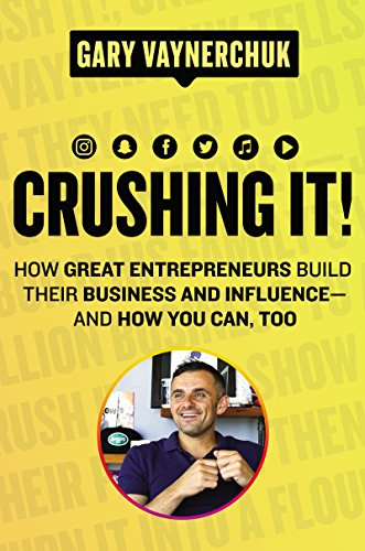 Crushing it recommended book