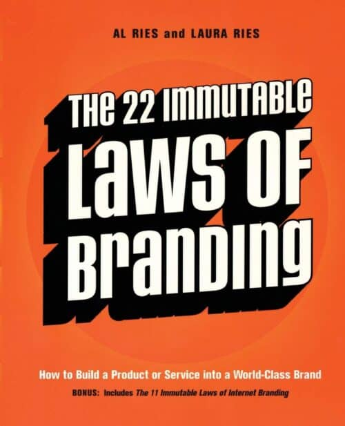 laws of marketing recommended book