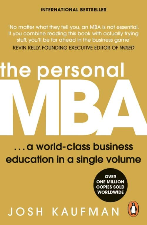 Personal MBA Recommended Book