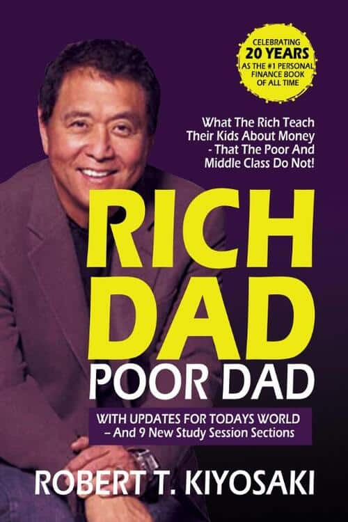 Rich dad poor dad recommended book