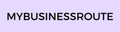My business route logo